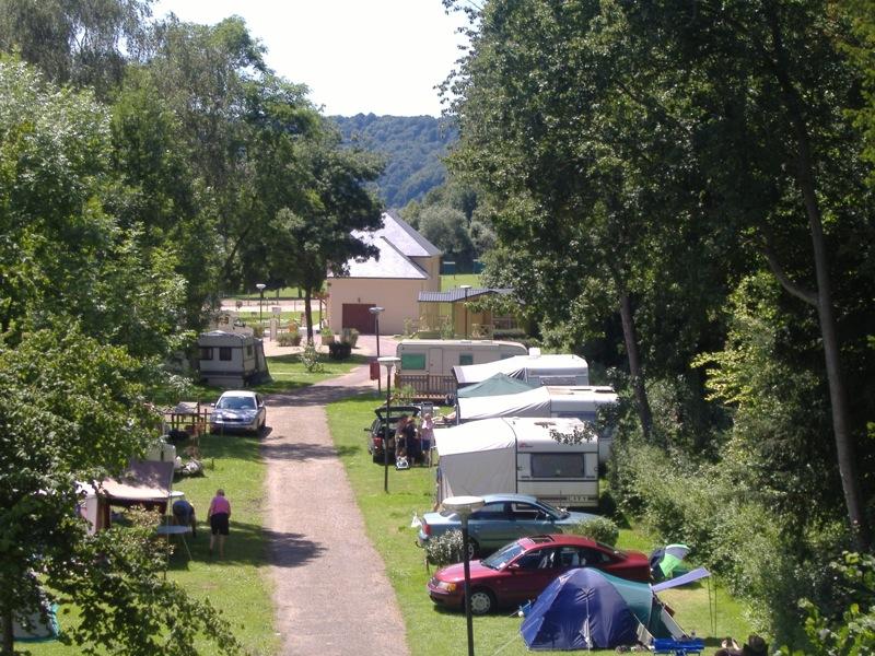 camping normandie juillet