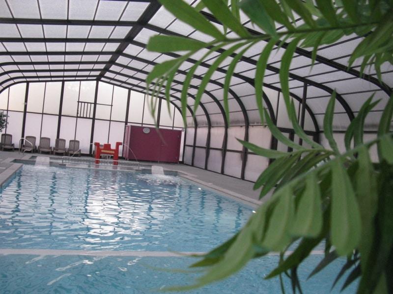 Indoor Pool Normandy Camping Barre Y Va