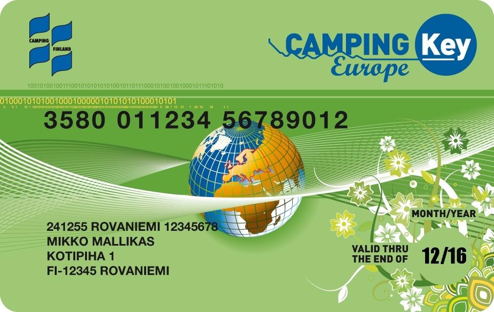 carte camping key