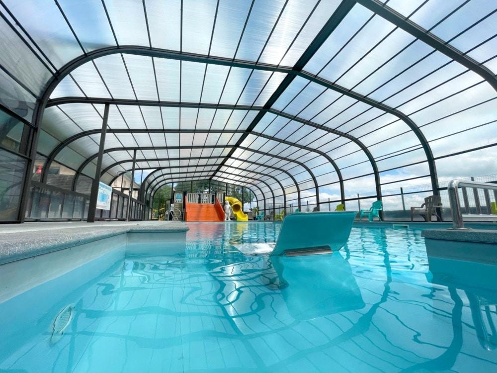 camping piscine enfants